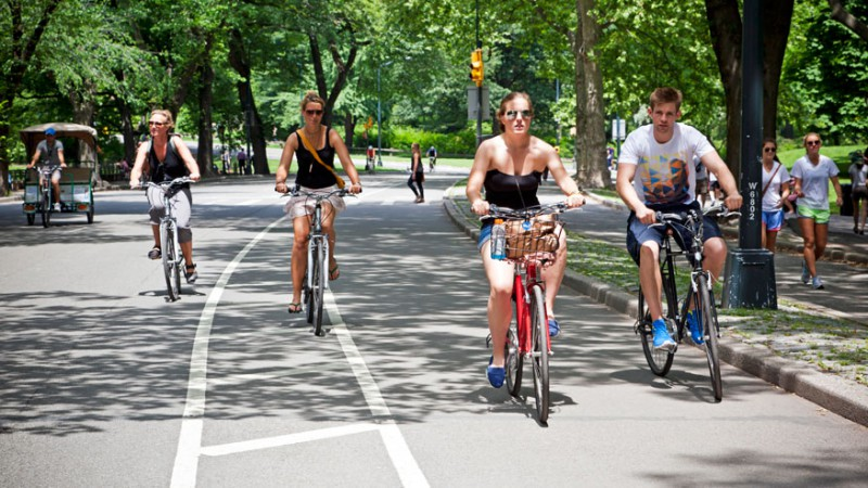 Скорость велосипедистов ограничат