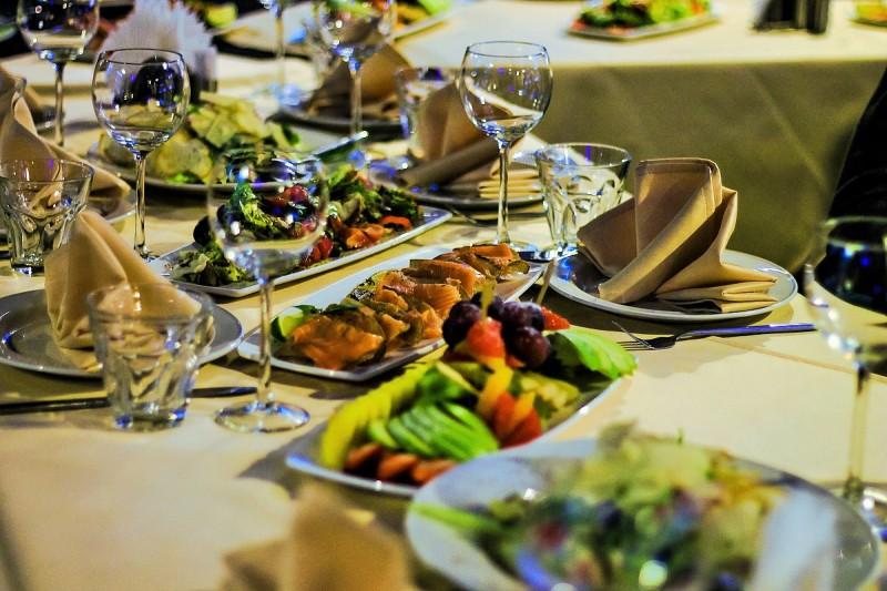 Выбор посуды для ресторана