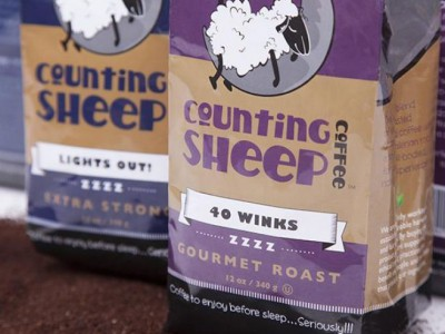 Новый кофе «Counting Sheep Coffee»