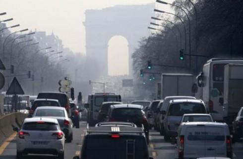 Франция запретит дизельные автомобили
