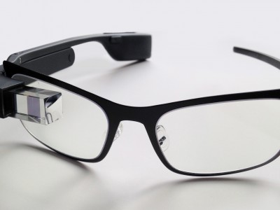 Google и Intel : Google Glass