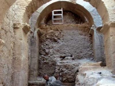 Королевский коридор в Иродионе