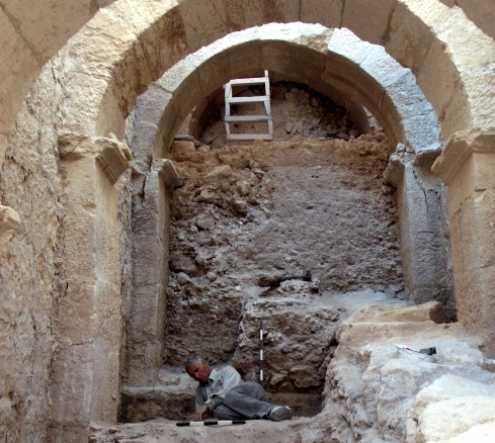 Иродион скоро откроется для туристов