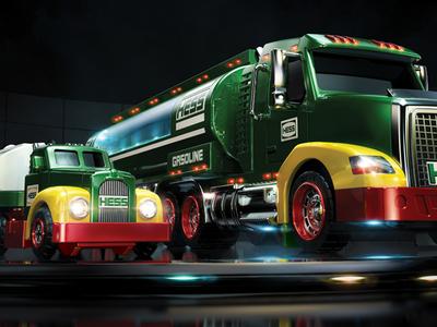 Коллекция грузовиков