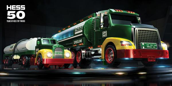 Любовь к грузовикам доводит и до такого