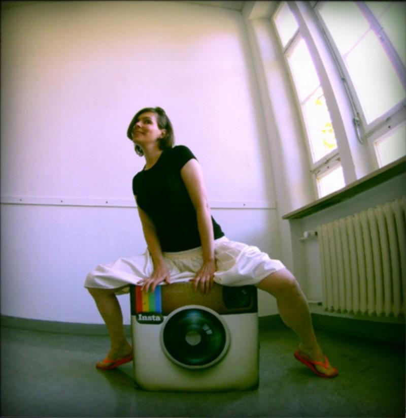 В России изобрели автомат, распечатывающий фотографии из Instagram