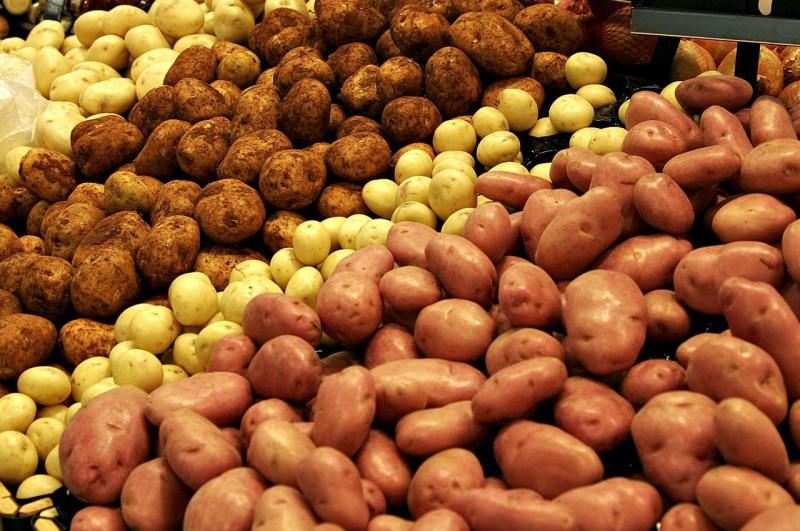 Картофель поможет одолеть ожирение