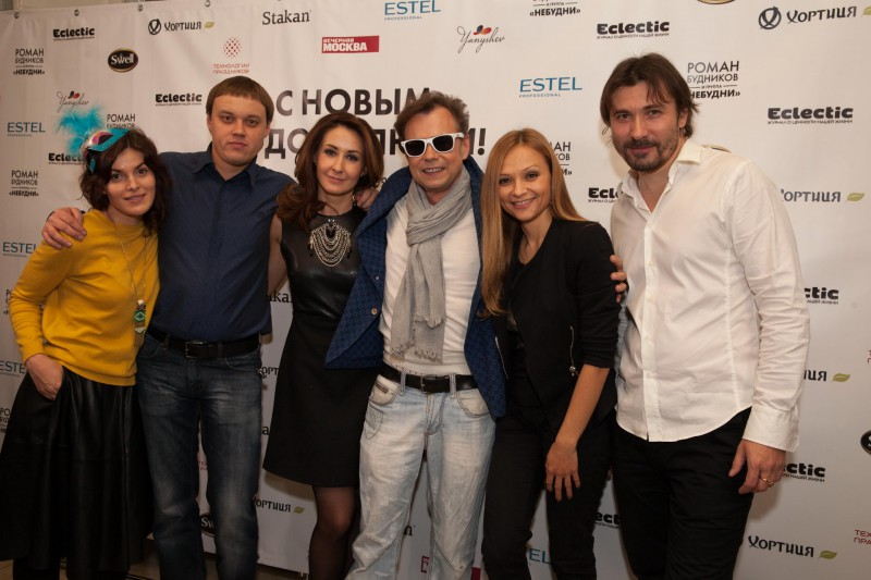 Роман Будников и группа «НеБудни» поздравили всех с Новым Годом!