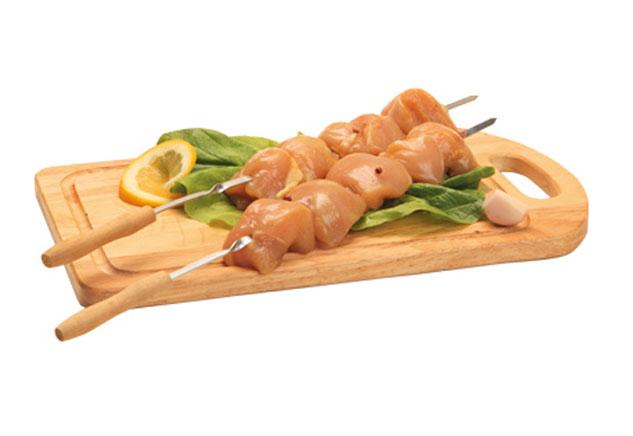 Просто и вкусно, или рецепты удачного шашлыка из курицы