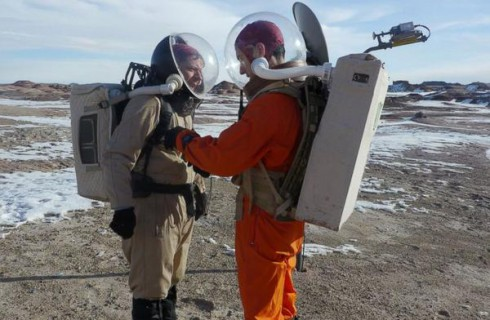 Пустыня подготовит к полету на Марс