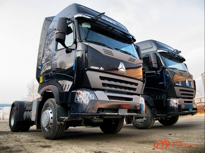 Команда Lotus обновила рекорд для грузовиков