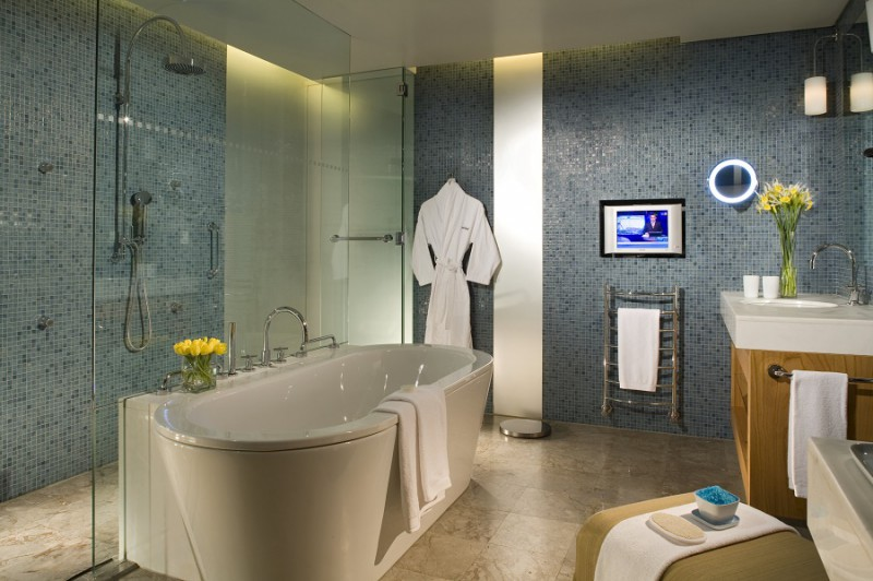 Выбор места для установки ванной комнаты