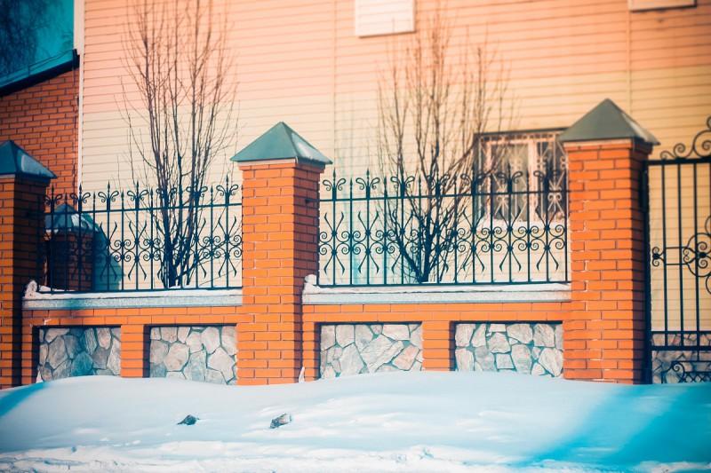 Строительство забора, ограды, ворот и калитки