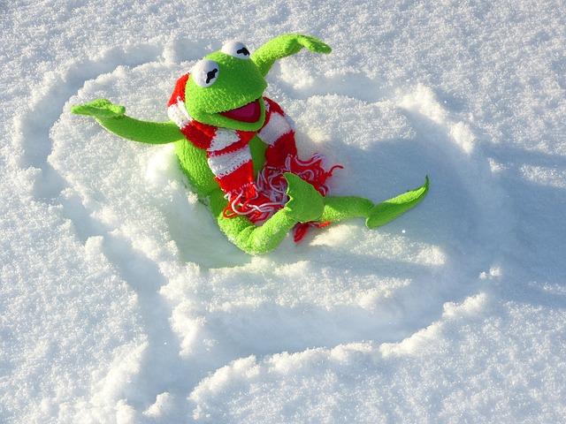 Во что поиграть с ребенком зимой