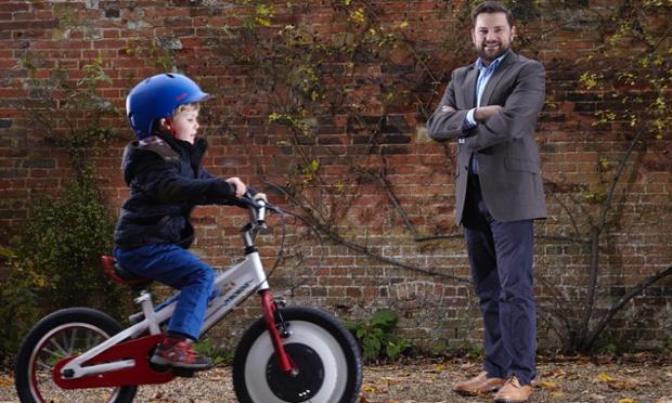 Веселые падения с велосипеда уйдут в прошлое