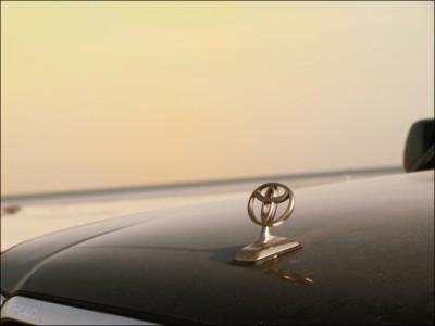 Водородные патенты Toyota изменять автомобили будущего