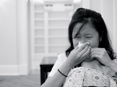 Развитие простуды