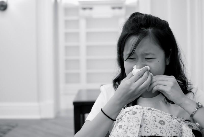 Простуда любит холодные носы