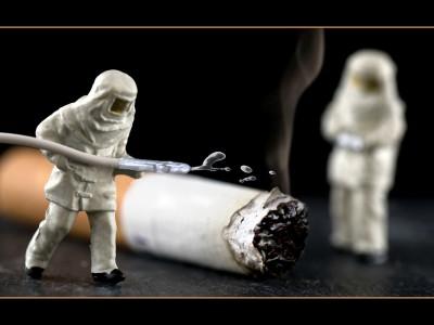Расщепление никотина в организме можно контролировать. Откажитесь от курения!