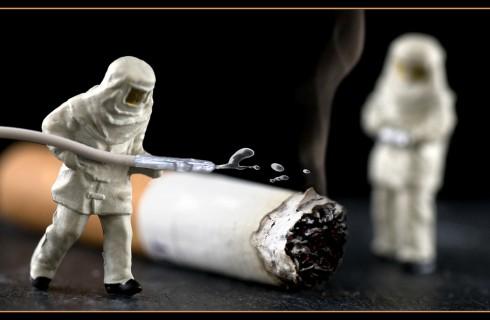 Анализ крови поможет бросить курить