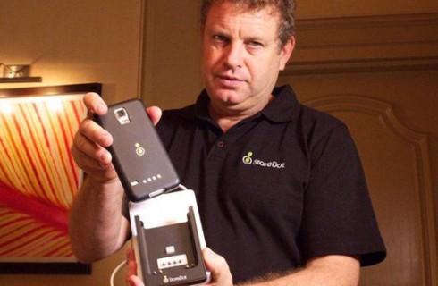 CES-2015: телефон зарядится за секунду