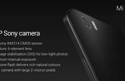 Фаблеты Xiaomi: Mi Note