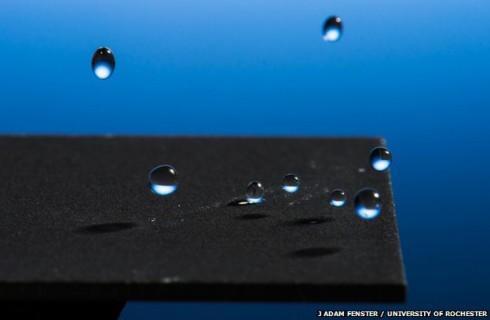 Ученые создали самоочищающийся сплав