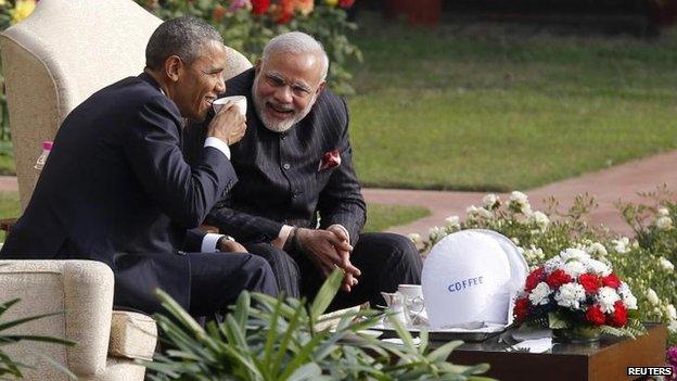 Индия и США заключили сделку