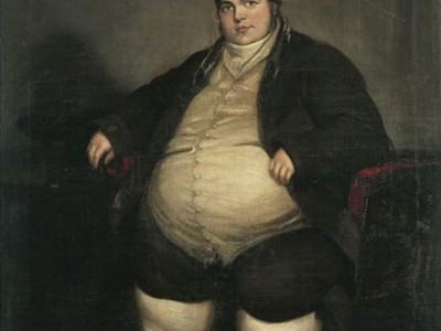 Лишний вес : Дэниел Ламберт