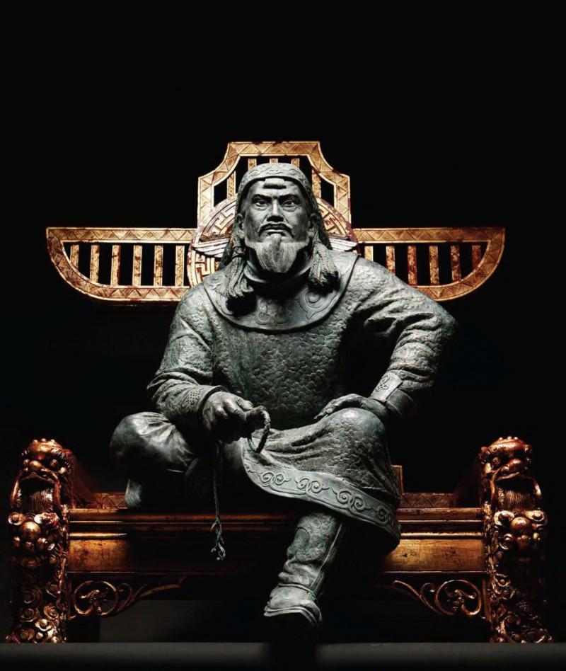 Гробницу Чингисхана ищут силами общественности