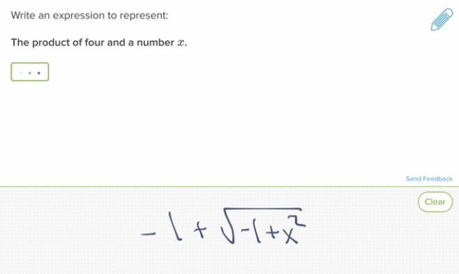 Рукописный текст математиков поддается расшифровке