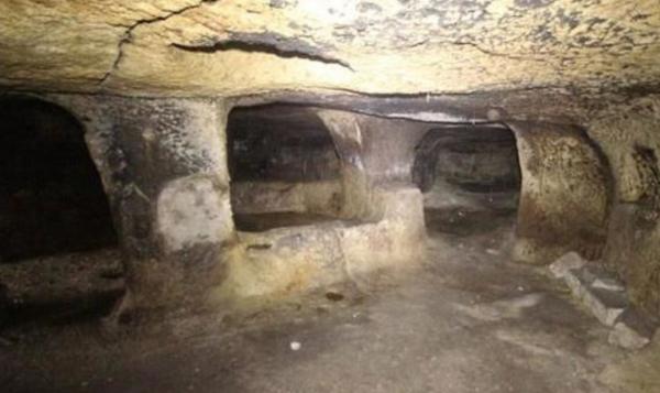 Застройщики случайно нашли древний город