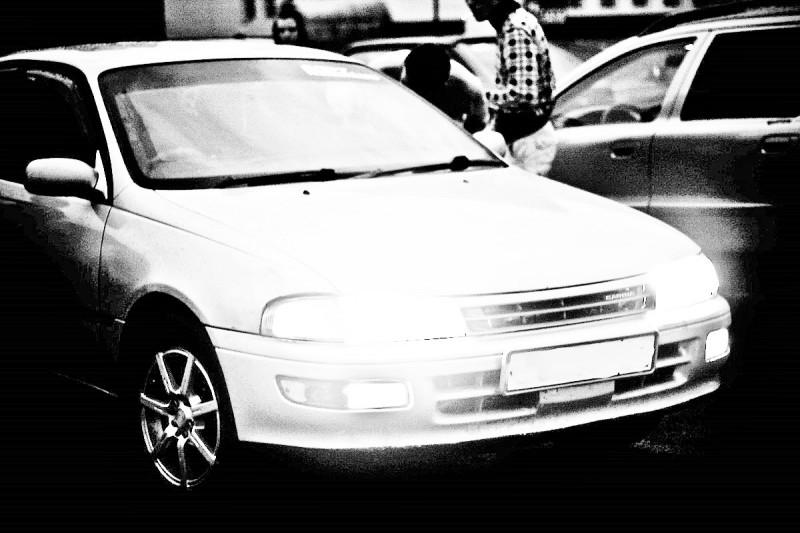 Самостоятельная помывка автомобиля