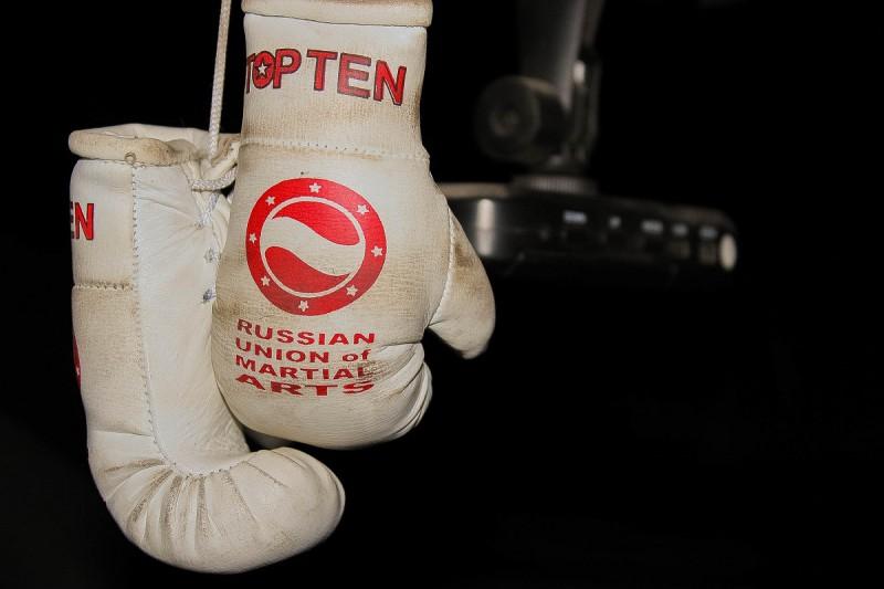 Начало занятий боксом
