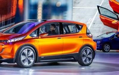 Bolt EV от General Motors