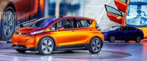 General Motors выступает за электрификацию автомобилей