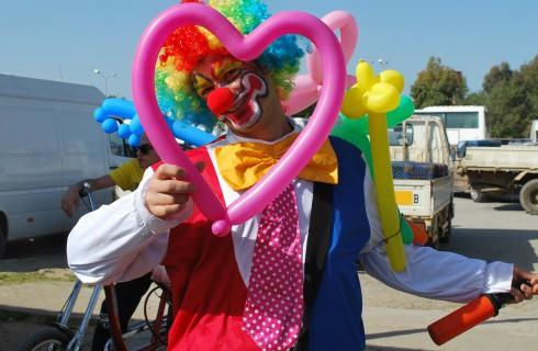 Предприниматели любят работать с клоунами
