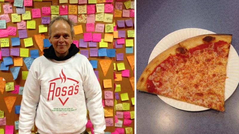 Как получить пиццу бесплатно