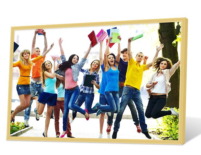 Выпускные альбомы для учащихся школ и ВУЗов, виньетки с выпускниками в школьных фотоальбомах на память