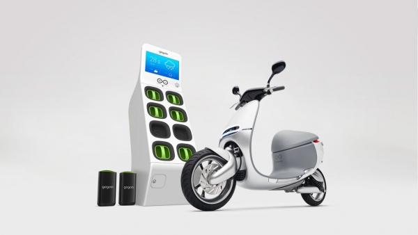 Скутеры избавят от загрязнения воздуха