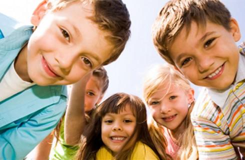У счастливых детей здоровое сердце