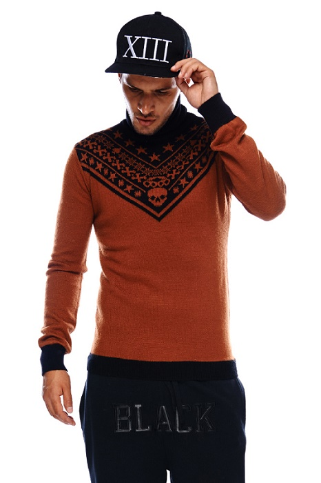 Кардиган – одежда стильного мужчины