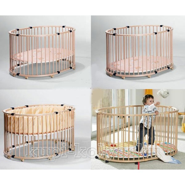 Какую кроватку предпочесть для вашего малыша