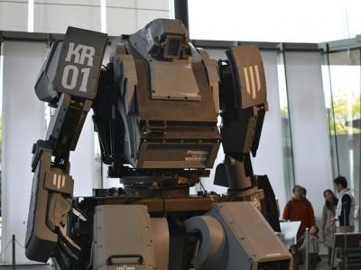 Гигантский робот Kuratas