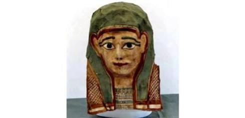 Маска мумии скрывала Евангелие от Марка