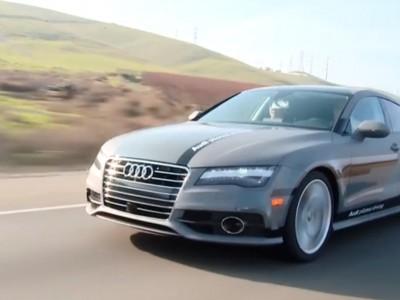 Крупнейшие события автомобильного мира на CES-2015 : Audi A7 Jack