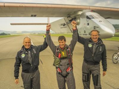 Solar Impulse 2 : Команда