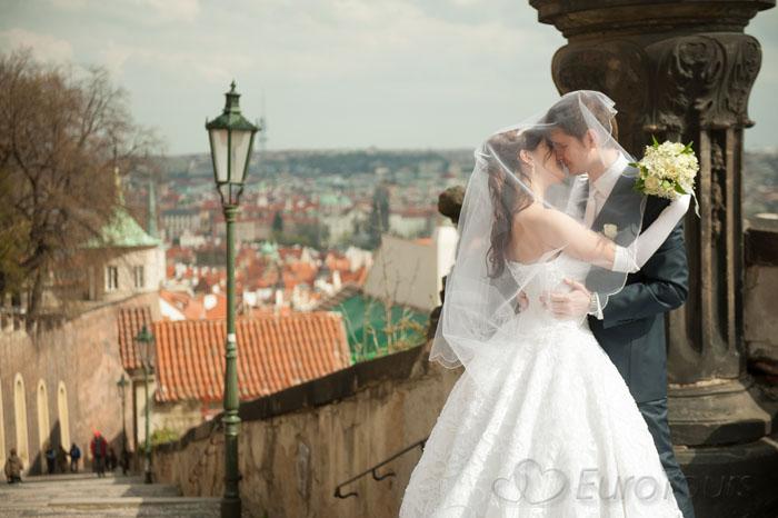 Незабываемое путешествие – свадьба в Чехии