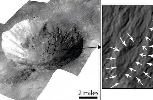 Астероид Веста подарил удивительные данные
