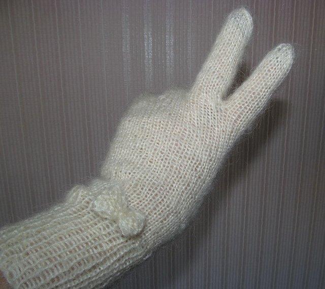 Вязание – любимое хобби